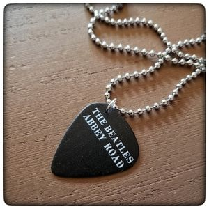 ✌ handmade UNISEX the beatles abbey road necklace